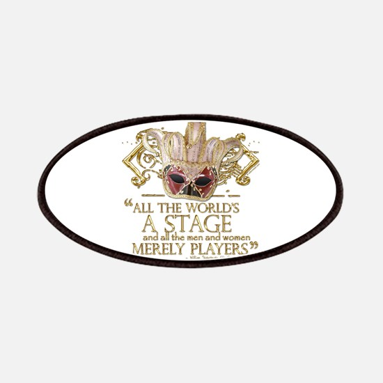 As You Like It Quote Patches