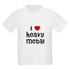 I * Heavy Metal Kids T-Shirt