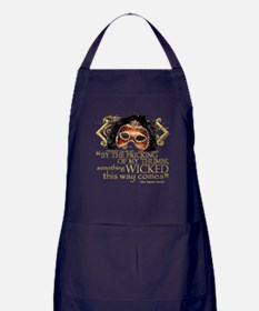 Macbeth Quote Apron (dark)