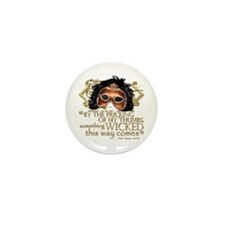 Macbeth Quote Mini Button (10 pack)