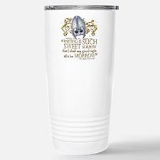 Romeo & Juliet Travel Mug