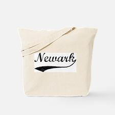 Vintage Newark Tote Bag