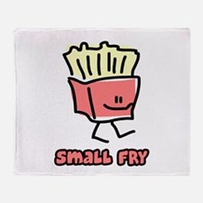 Small Fry Throw Blanket