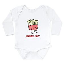 Small Fry Long Sleeve Infant Bodysuit