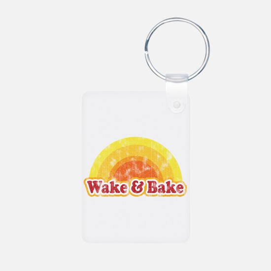 Wake and Bake Keychains