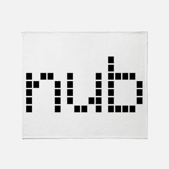 Nub Throw Blanket
