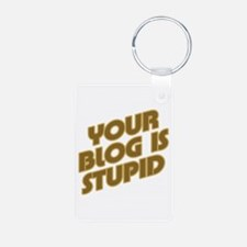 Stupid Blog Keychains