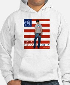 Obama for president 2012 Hoodie
