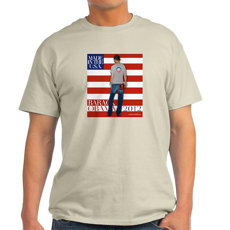 Obama for president 2012 Light T-Shirt