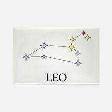 Leo Rectangle Magnet