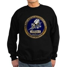 USN Navy Seabees Jumper Sweater