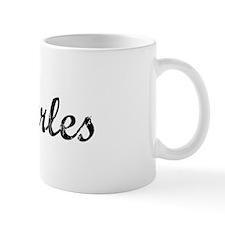 Vintage St. Charles Mug