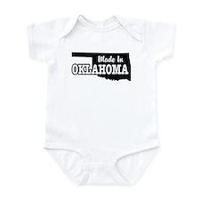 Made In Oklahoma Infant Bodysuit