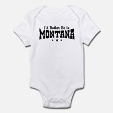 Montana Infant Bodysuit