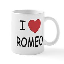 i heart romeo Mug