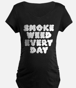 Smoke Weed Everyday - Cloudy T-Shirt