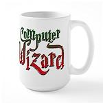 Computer Wizard Large Mug