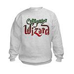 Computer Wizard Kids Sweatshirt