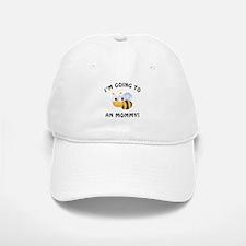 Going To Bee A Mommy Baseball Baseball Cap