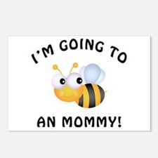 Going To Bee A Mommy Postcards (Package of 8)
