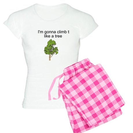 I'm gonna climb that Women's Light Pajamas