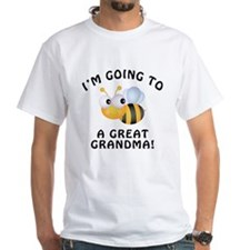 Going To Bee A Great Grandma Shirt