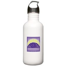 ACIM-Healing is strength Water Bottle