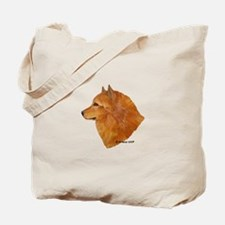 Finnish Spitz Tote Bag