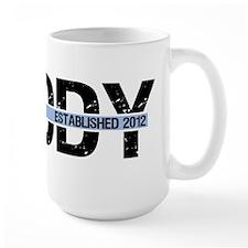 Daddy Established 2012 Mug