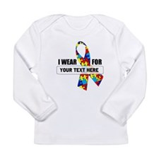Ribbon for... Personalizable! L/S Infant T-Shirt