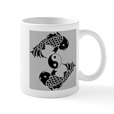 Yin Yang Koi Mug