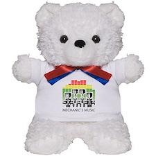 Cute Sound engineer Teddy Bear