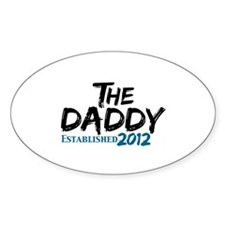 The Daddy Est 2011 Decal