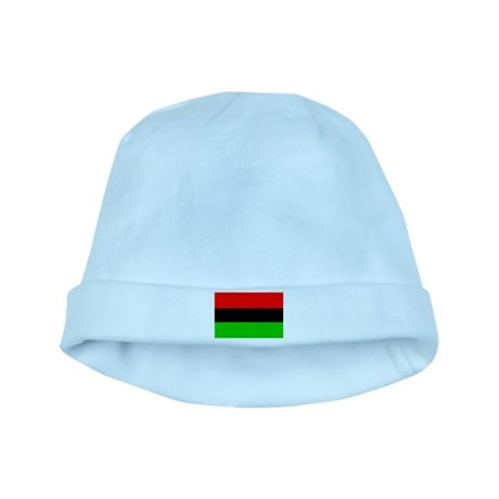 African American 4 baby hat