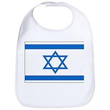 Flag of Israel 1 Bib