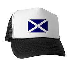 Scottish Flag St. Andrew 1 Trucker Hat