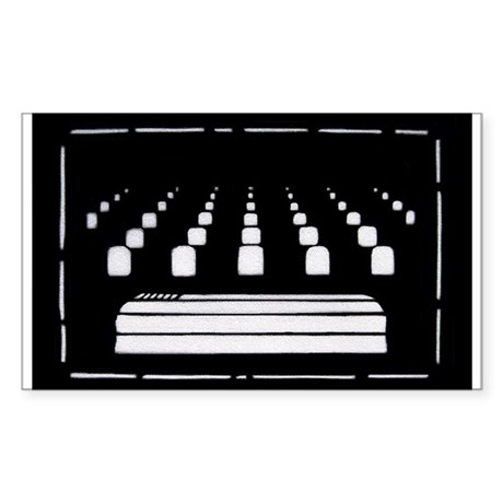 Arlington National Cemetery Sticker (Rectangle 10