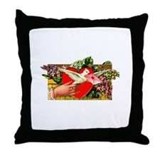 A Letter To My Love Throw Pillow