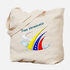 Venezuela Free Tote Bag