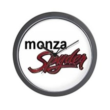 Chevy Monza spyder Wall Clock Design 3