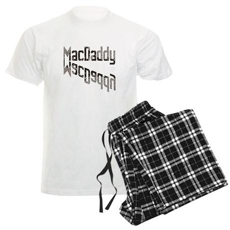 MACDADDY Men's Light Pajamas