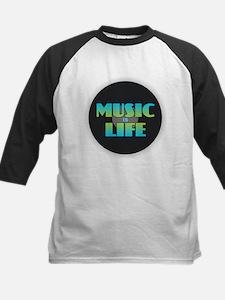 MUSIC is LIFE Baseball Jersey