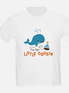Little Cousin - Mod Whale T-Shirt