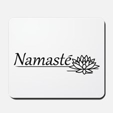 Namaste Lotus Mousepad