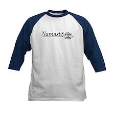 Namaste Lotus Tee