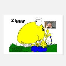 Ziggy Postcards (Package of 8)