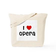 I * Opera Tote Bag