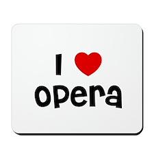 I * Opera Mousepad