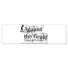 Funny Grains Bumper Sticker