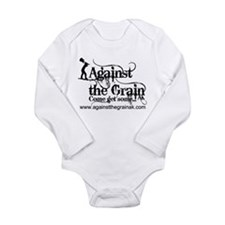 Cute Grains Long Sleeve Infant Bodysuit